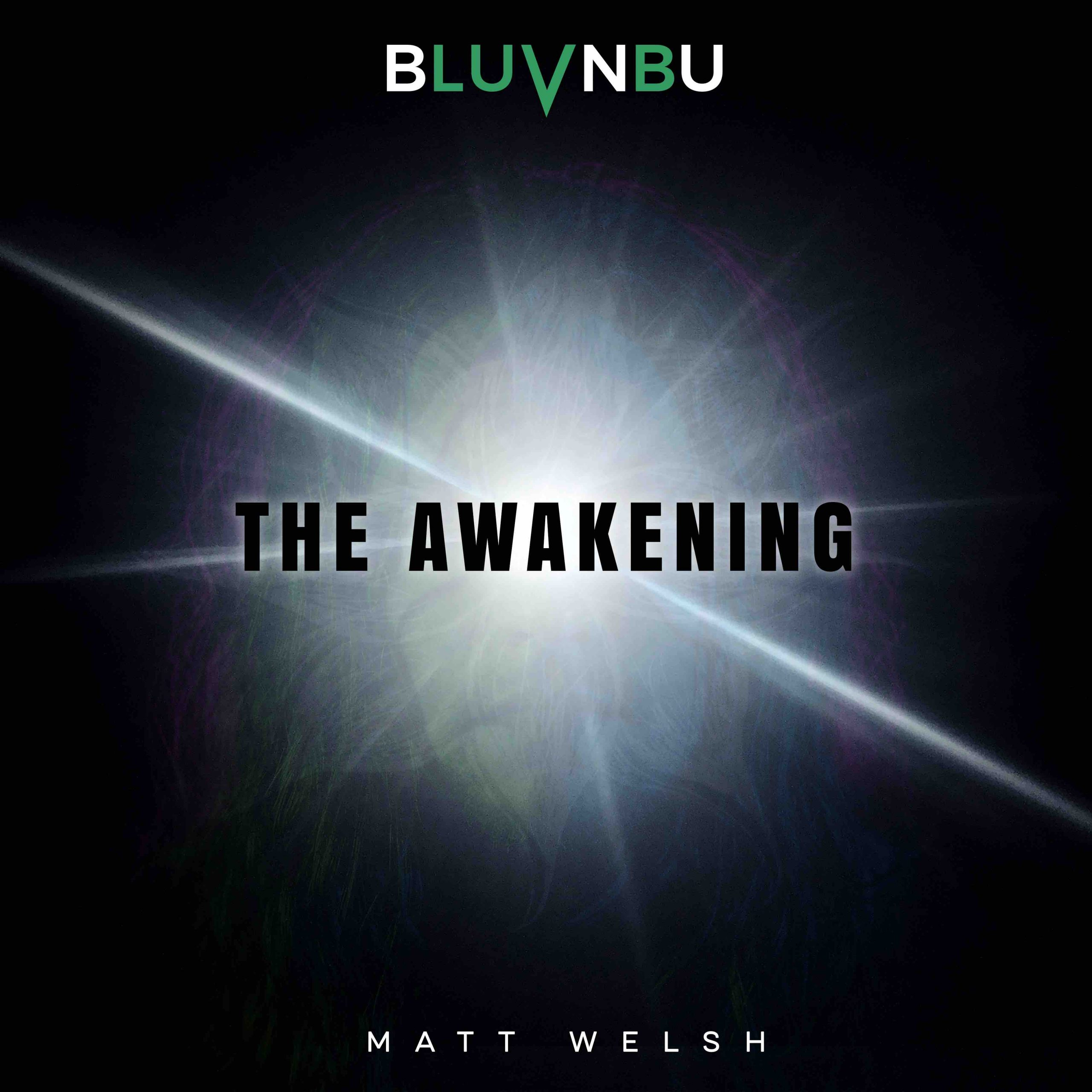 Matt Welsh, BLUVNBU, The Awakening, Beloveandbeyou, New Age, Rock, Bitcoin, Anarchy